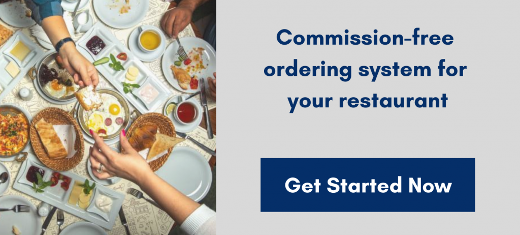 Ordering system for restaurants- Get OrderStack